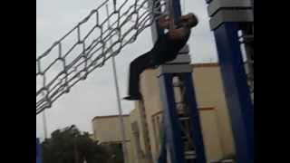 American Ninja Warrior 4 - Chris O.