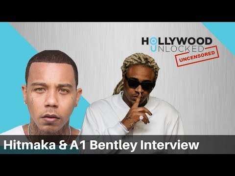 "HitMaka & A1 Bentley ""I Wont Be Working With Chyna Again"" on Hollywood Unlocked UNCENSORED"