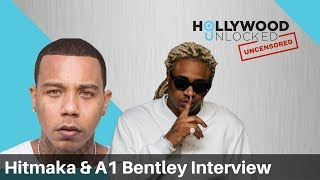 "HitMaka & A1 Bentley ""I Wont Be Working With Chyna Again"" on Hollywood Unlocked [UNCENSORED]"