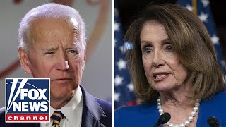 'The Five' reacts to Pelosi saying Biden's allegations are a 'closed issue'