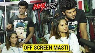Maya MASTERPLAN To SEPARATE Arjun & Saanjh   Kushal Tandon & Jennifer Winget Masti   Beyhadh - बेहद