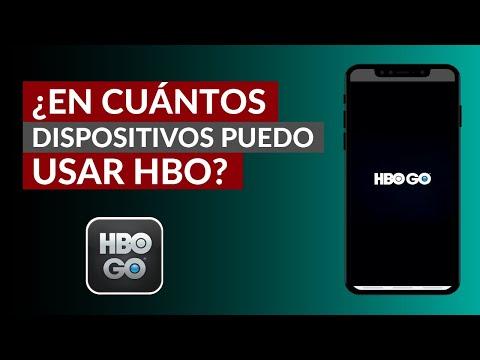 En Cuantos Dispositivos a la vez Puedo ver HBO con mi Cuenta