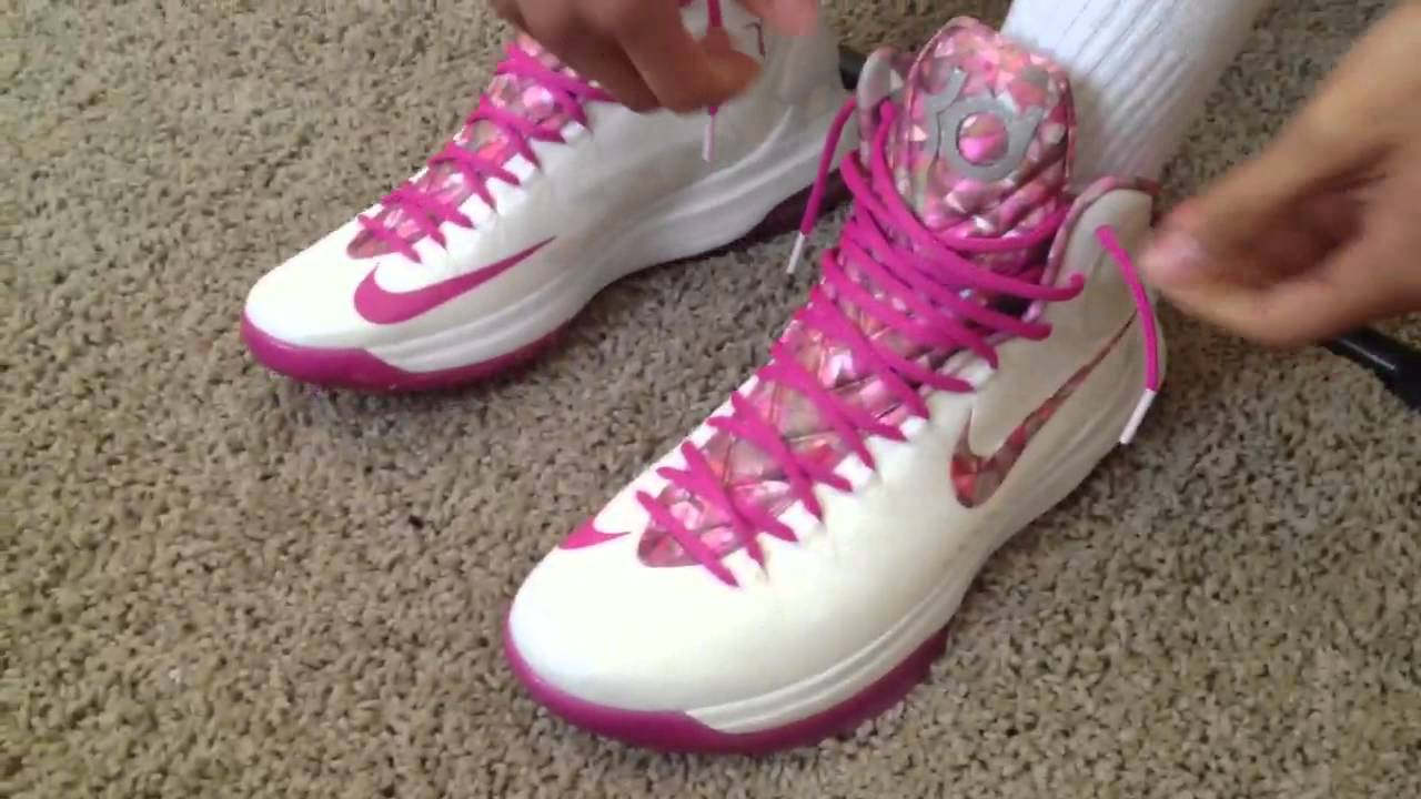 How to tie your shoes the sneaker head way kd v youtube how to tie your shoes the sneaker head way kd v ccuart Gallery