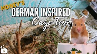 HONEYS GERMAN INSPIRED CAGE TOUR