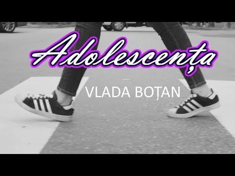 Vlada Boțan - Adolescența