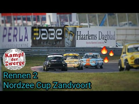 Hard Racing + Engine Blow Up | NSU TT Zandvoort Kampf der Zwerge 2016