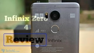 Infinix Zero 4 Review - Plus Gaming and Performance