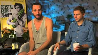 Interview: Crystal Fairy's Sebastián Silva & Michael Cera