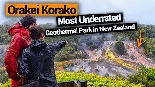 Video blog - Orakei Korako: The Hidden Gem of New Zealand Geothermal Parks - Day 288