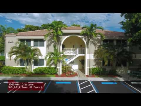Coral Springs Florida 2 Buildings for Sale   Sung Knowles KWCommercial