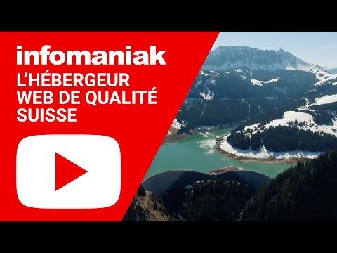 L'hébergeur Web de qualité suisse - Infomaniak