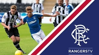 U20 HIGHLIGHTS | St Mirren 3-4 Rangers | 11 Aug 2015
