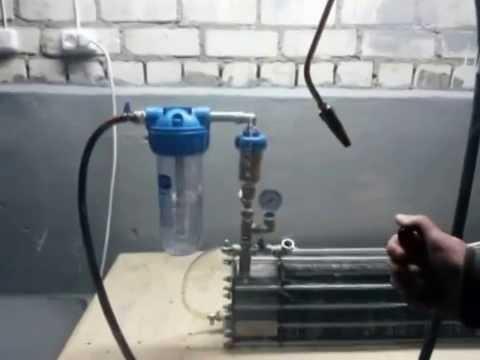 Отопление водородом своими руками - инструкции! 47