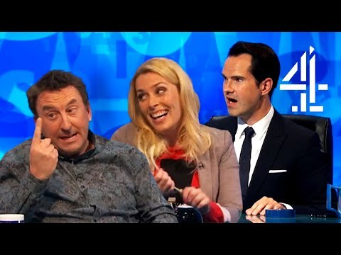 Lee Mack's FUNNIEST Moments   Part 2   8 Out of 10 Cats Does Countdown