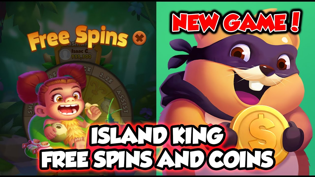 NEW GAME! ISLAND KING FREE SPINS AND GIFTS 27.02.2021