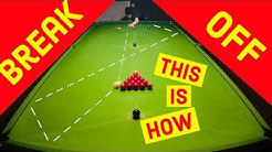Snooker How to Break