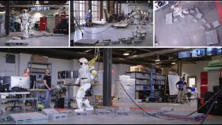 NASA Valkyrie | IHMC Robotics - новые успехи
