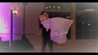 A 'Plumb' Wedding Dance