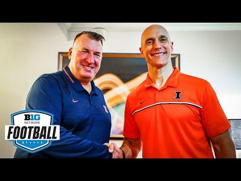 Bret Bielema Introduced as Illinois Football Coach | Big Ten Football