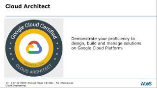 Getting GCP Certified- How to start with Konrad Clapa (clapa_konrad)