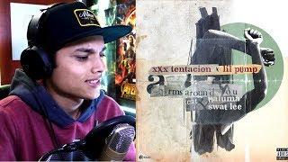 "[Reaccion] XXXTENTACION & Lil Pump ft. Maluma & Swae Lee - ""Arms Around You"" (Official Lyrics Video)"