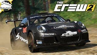 THE CREW 2 #89 - Ein Porsche GT3 RS macht sich schmutzig - Let
