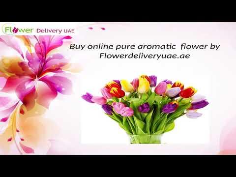 Same Day Flower Delivery Sharjah via Flowerdeliveryuae.ae