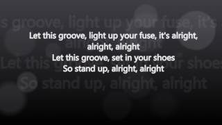 Let's groove - Lyrics (Earth, Wind & Fire)