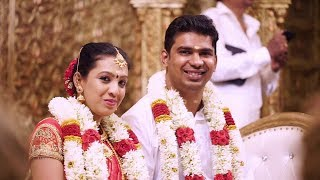 The Beautiful and Grand Traditional  Gounder Marriage at Salem - Manoj - Nivedha Wedding highlights