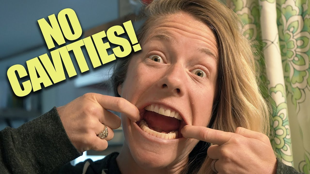 NO CAVITIES after YEARS without dentist! || NATURAL DENTAL CARE || Chronic Cavity Cure!