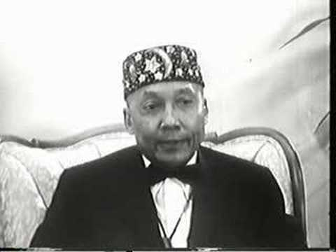 2nd Interview with the Hon. Elijah Muhammad - part 2