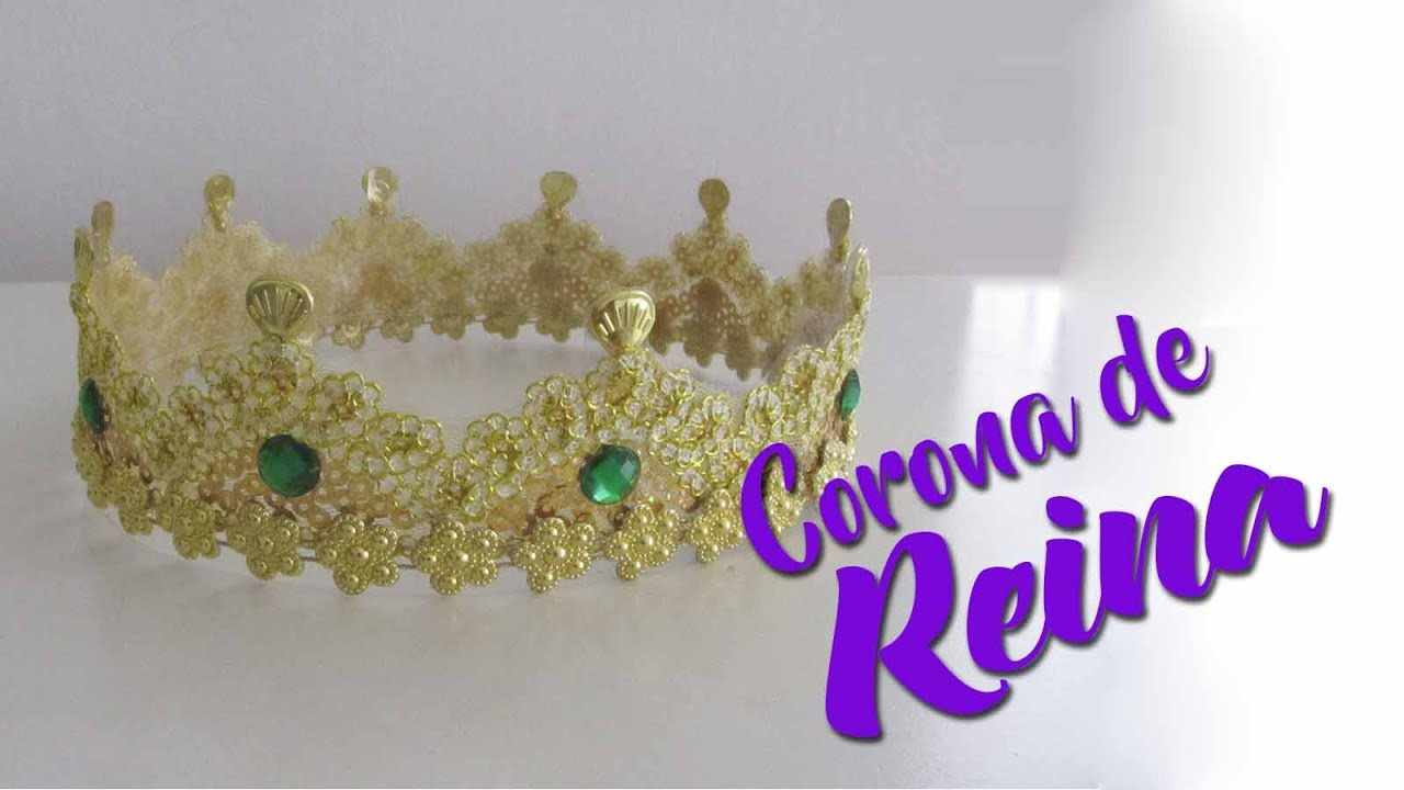 Diy Corona De Reinacrown Queen Game Of Thronesfácil Parece De