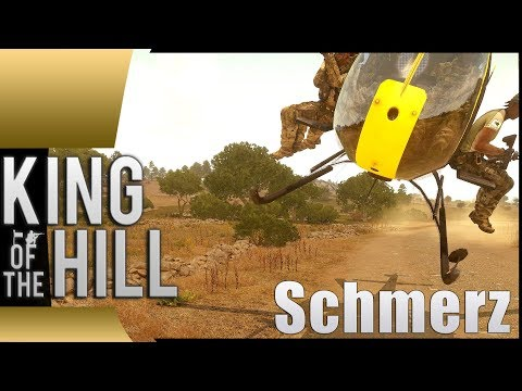 King of the Hill - Schmerz