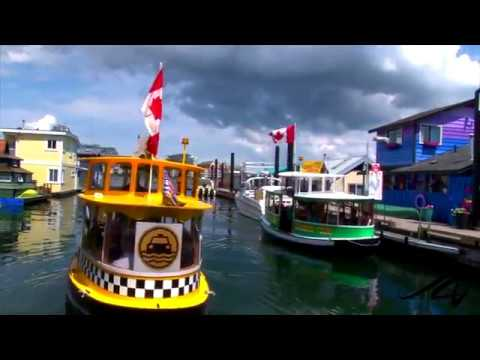 British Columbia Summer That Was  - Victoria, Vancouver Island  part  3  - YouTube