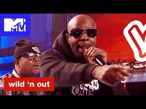 "Wyclef Jean Remixes ""It's Raining, It's Pouring"" 'Official Sneak Peek' | Wild 'N Out | MTV"