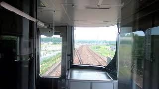 素材 加賀温泉駅~大聖寺駅