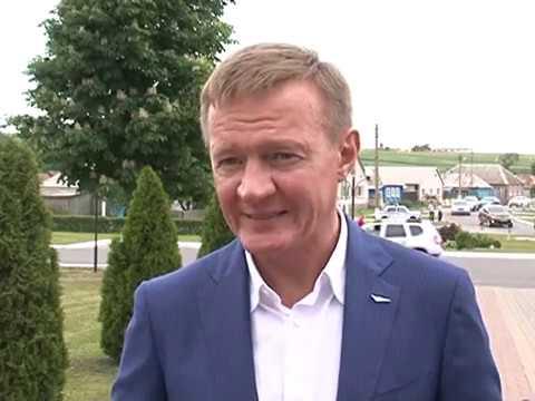 Врио губернатора похвалил Беловский район за развитие садоводства