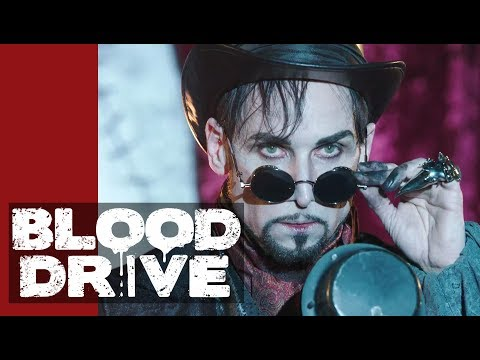 Blood Drive | Welcome To The Jungle | SYFY Australia | SYFY Australia