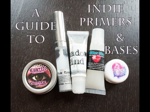 A Guide To Indie Eyeshadow Bases and Primers