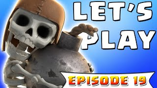 Clash of Clans - TH7 FARMING ATTACKS & FAILS! | Let's Play 'Clash of Clans' (#19)