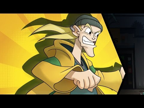 Jason Mewes Gives Us The Scoop on His New Game - Up At Noon Live