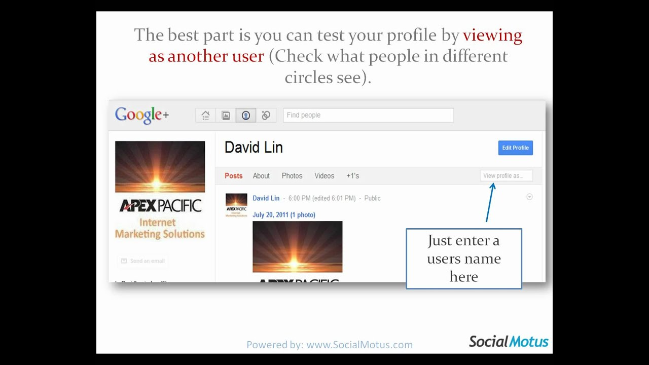 Google Plus Tutorial: Demo And Review of Google + Circles, Sparks, Hangouts  And So Much More