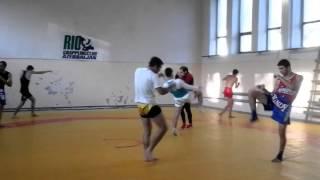 Muay-Thai Raig Team Azerbaijan