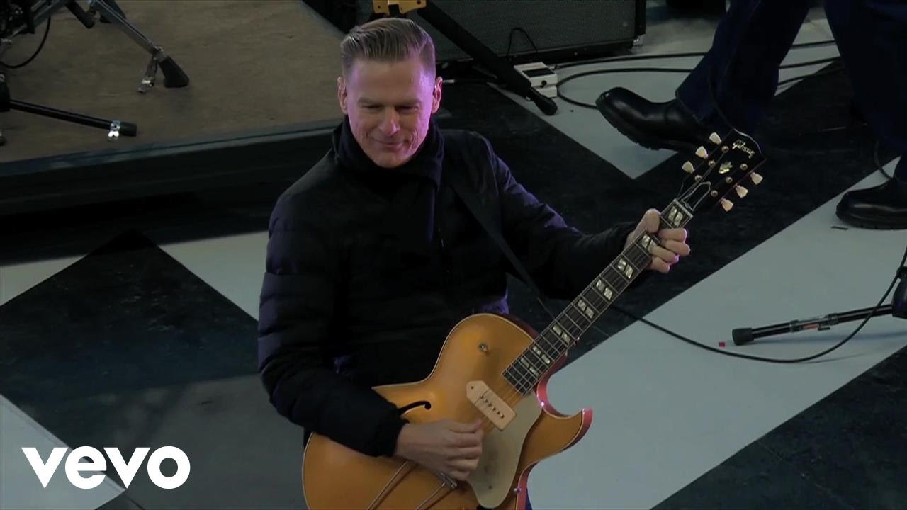 Download Bryan Adams - Cuts Like A Knife (Live From The NHL Outdoor Classic)