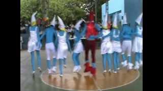 ENLEF TAPACHULA - RONDAS - LOS PITUFOS.wmv