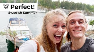 The BEST Swedish Summer experience - Stockholm Boat Tour