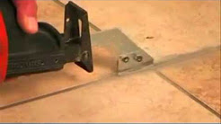 Grout Grabber Grout Removal Tool
