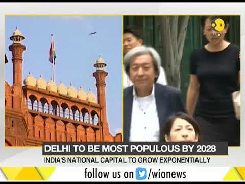 Space Crunch: Delhi expected to overtake Tokyo as world's most populous city by 2028