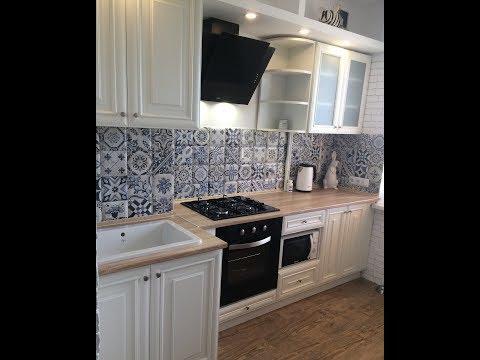 Дизайн кухни (панельный дом)/ Ремонт кухни