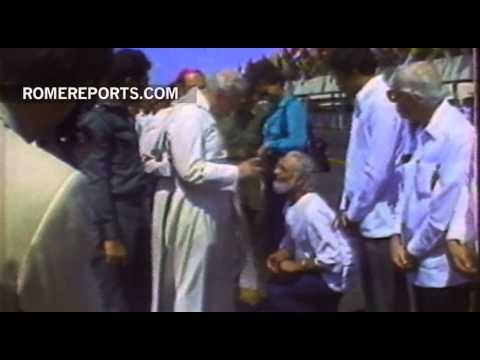 Key gestures in the life of John Paul II